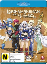 Lord Marksman And Vanadis - The Complete Series on Blu-ray