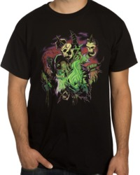 World of Warcraft: Legion - Destroyer of Dreams Guldan T-Shirt (Medium)