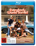 Everybody Wants Some!! on Blu-ray