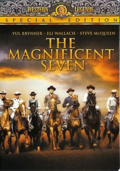 The Magnificent Seven (Special Edition) on DVD image