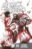 Attack on Titan: Vol. 11 by Hajime Isayama