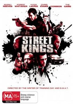 Street Kings on DVD image