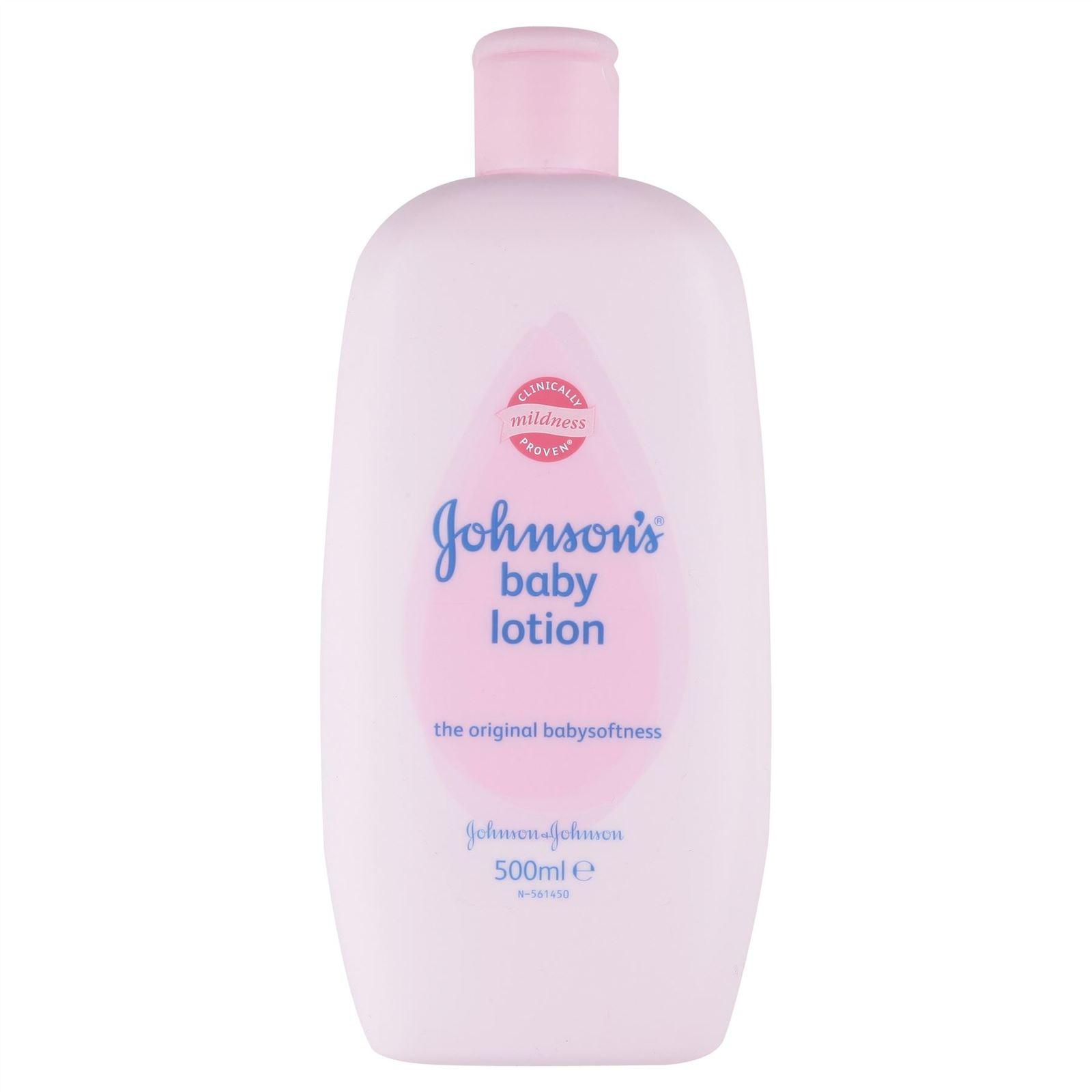 Johnson's Baby Lotion (500ml) image