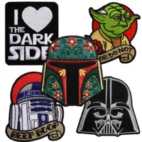 Star Wars Patch Series 1 (Assorted)