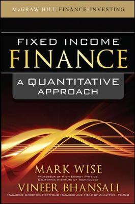 Fixed Income Finance: A Quantitative Approach by Mark Wise