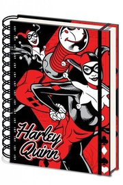 DC Comics Notebook A5 Harley Quinn