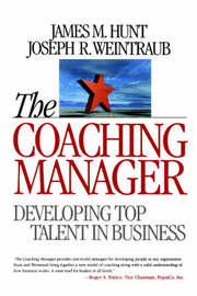 The Coaching Manager by James M. Hunt image