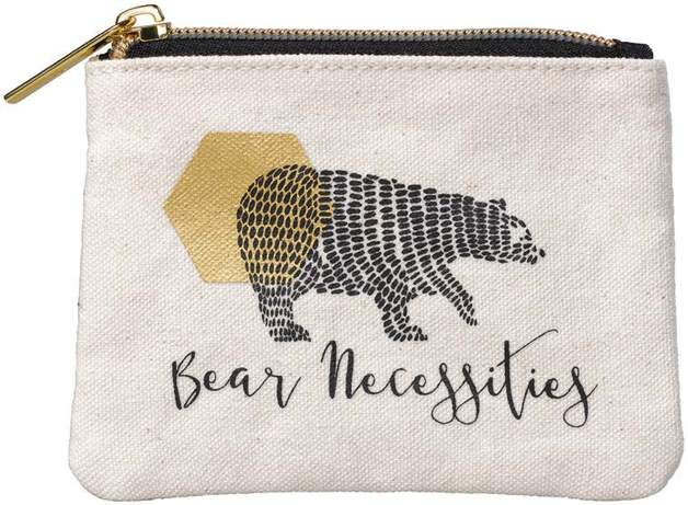 Folklore Small Pouch - Bear Necessities