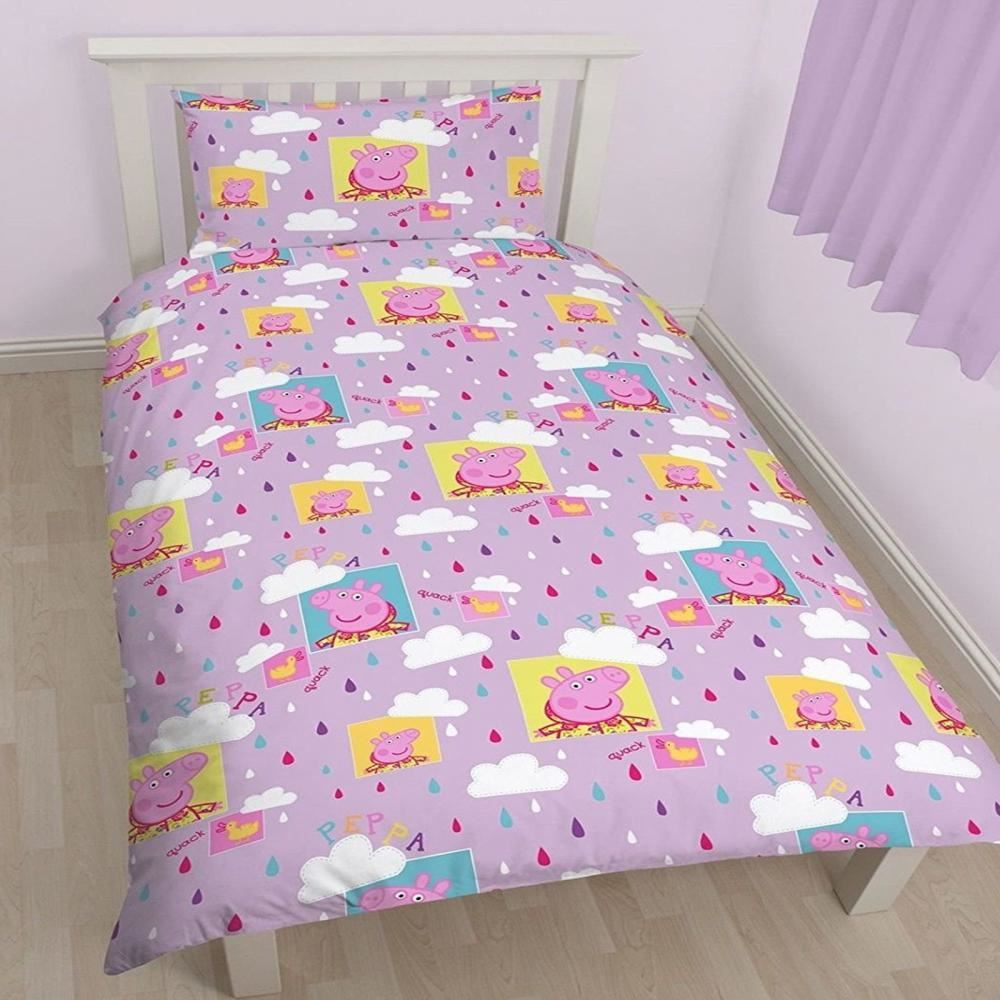 Peppa Pig Duvet Set - Single image