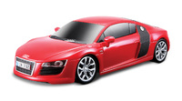 Maisto: Tech: 1:24 RC Vehicle - 2009 Audi R8 V10
