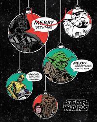 Disney Christmas Gift Bag - Star Wars (Large)