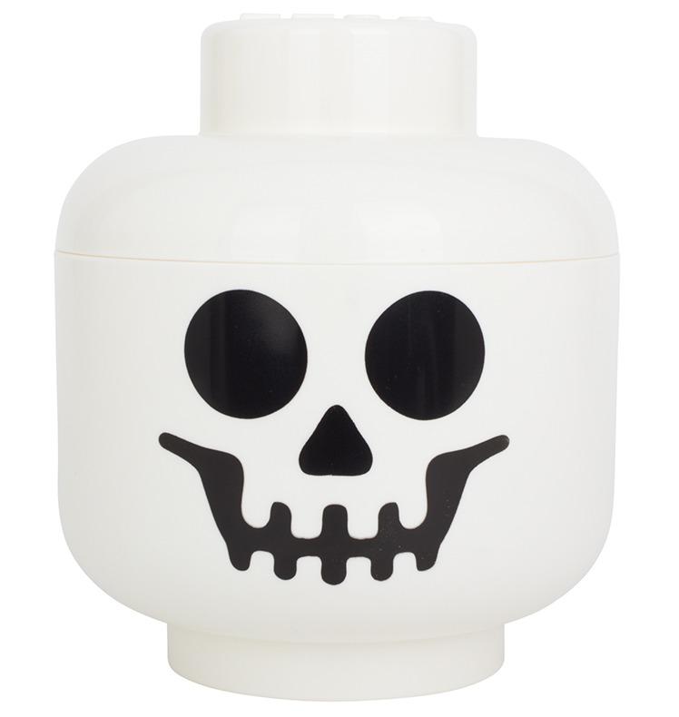 LEGO Storage: Skeleton Head - (Large) | at Mighty Ape NZ