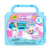 Crayola: Scribble Scrubbies - Vet Set