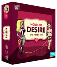 House of Desire - Adult Game