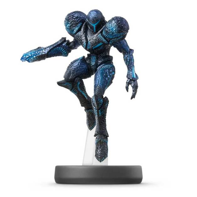 Nintendo Amiibo Dark Samus - Super Smash Bros Ultimate for Switch