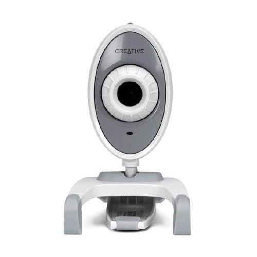 Creative Labs Webcam Instant Skype Edition  (VGA CMOS 640x480 still image interpolated/USB 2.0 and 1.1) image