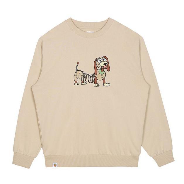 SPAO x Disney - Toy Story Sweatshirt Beige S
