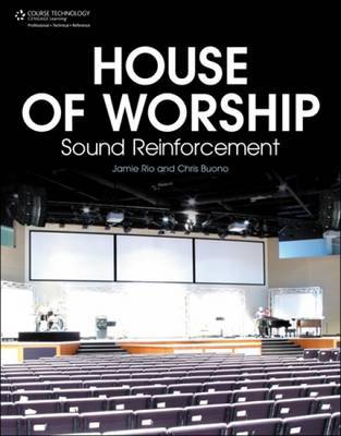 House of Worship Sound Reinforcement by Chris Buono image