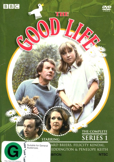 Good Life, The - Complete Series 1 on DVD image