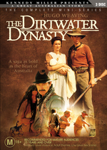 Dirtwater Dynasty, The (3 Disc Set) on DVD