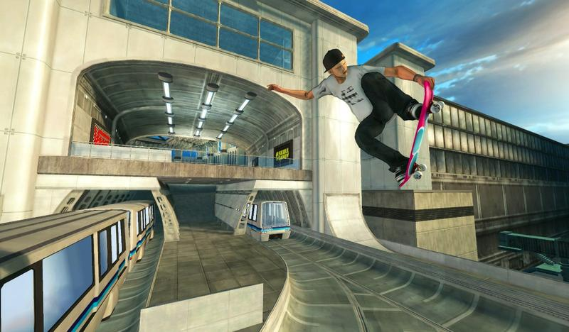 Tony Hawk: Ride Skateboard Bundle for Wii image