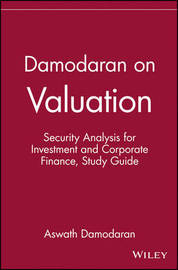 Damodaran on Valuation by Aswath Damodaran image