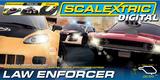 Scalextric Digital Law Enforcer 1/32 Slot Car Set