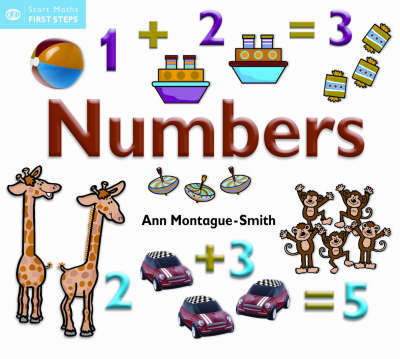 Numbers: Bk. 1 by Ann Montague-Smith image