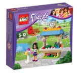 LEGO Friends: Emma's Tourist Kiosk (41098)