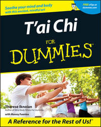 T'ai Chi For Dummies by Therese Iknoian