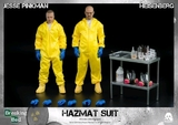 "Breaking Bad: Heisenberg & Jesse Hazmat Suit 12"" Action Figure Combo"