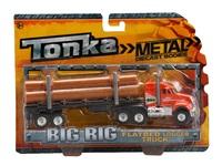 Tonka: Die-Cast Big Rig (Logger Truck)