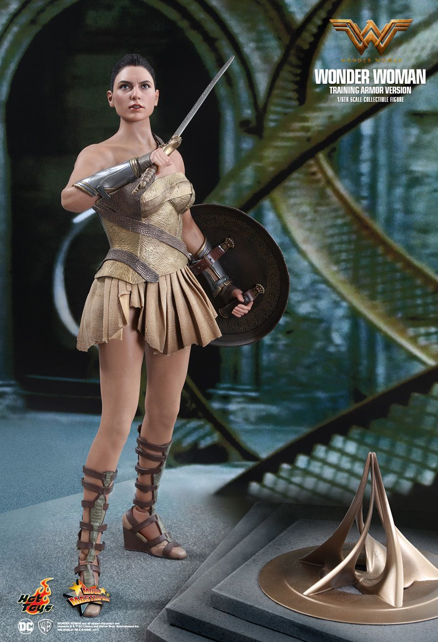 "Wonder Woman (2017) - Wonder Woman (Training Armour Ver.) - 12"" Figure image"
