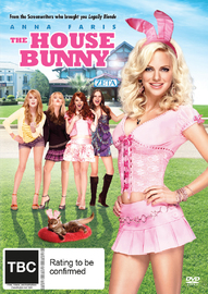 The House Bunny on DVD