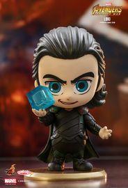 Avengers: Infinity War - Loki Cosbaby Figure