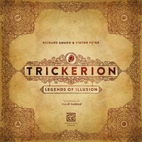 Trickerion: Legends of Illusion - Board Game
