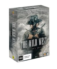 The Wild West Collector's Edition on DVD
