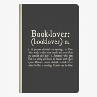 Legami: A5 Lined Notebook - Booklover