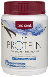 Red Seal Fit Protein - Vanilla (500g)