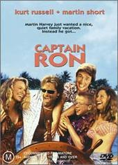 Captain Ron on DVD