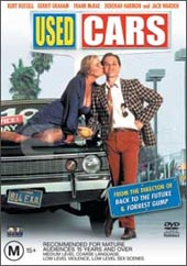 Used Cars on DVD