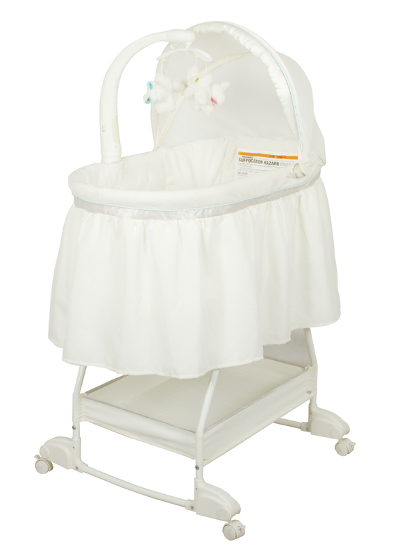 Childcare: Deluxe Bassinet - My Little Cloud