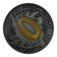Lord of The Rings: Collectible Coin - Gollum