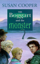 The Boggart And The Monster by Susan Cooper image