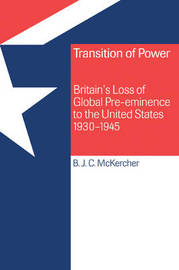 Transition of Power by Brian J. C. McKercher image