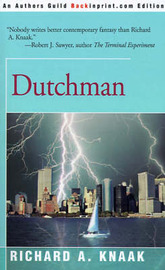 Dutchman by Richard A Knaak image