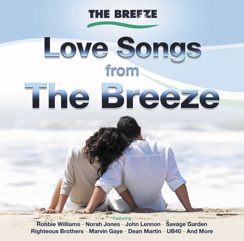 Love Songs From The Breeze by Various image