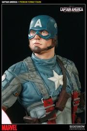 Marvel Captain America Premium Format Figure (Limited Ed 1500)