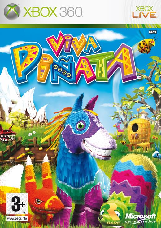 Viva Pinata for Xbox 360