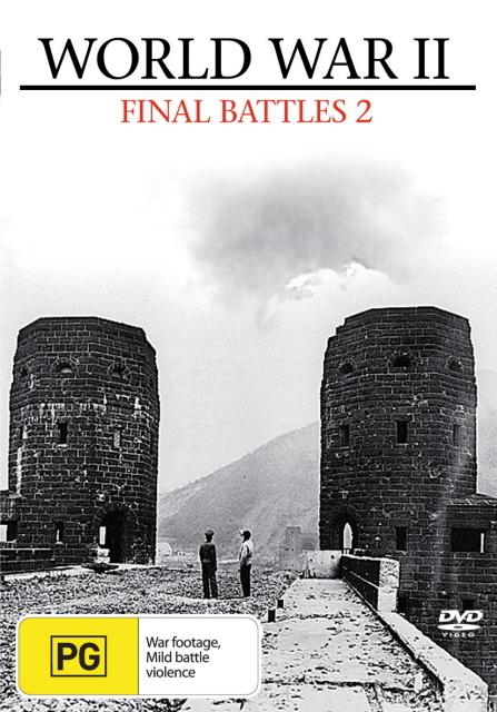 World War II - Final Battles: Part 2 on DVD